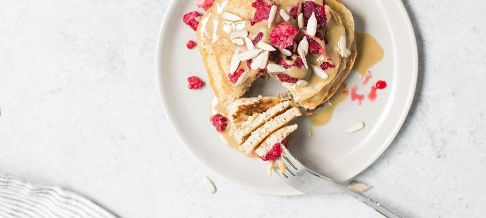 Perfect Paleo Pancakes (+ my NO syrup hack!)
