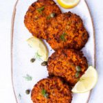 AIP Salmon Cakes (Paleo & Low FODMAP)