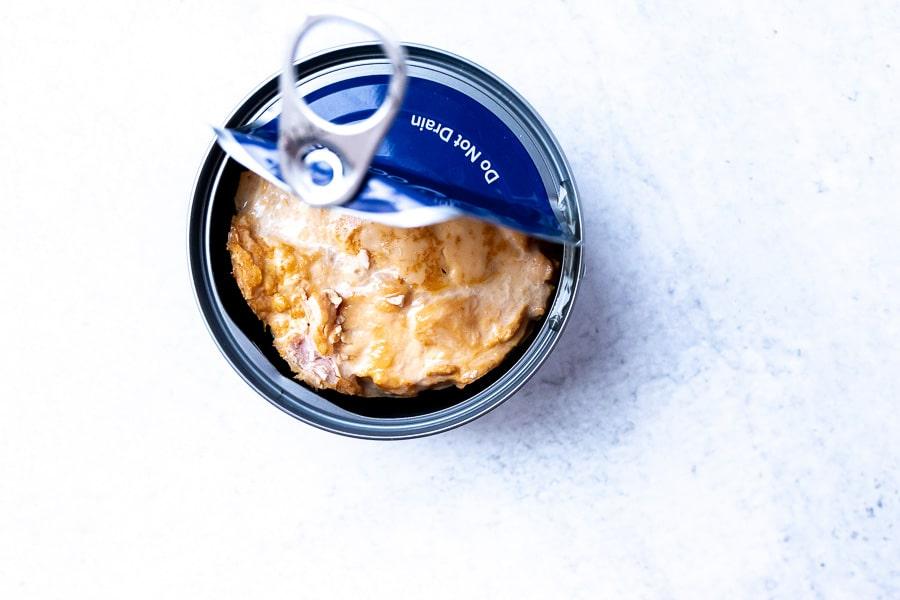 AIP Canned Tuna Pasta (Paleo, Low-carb) via Food by Mars