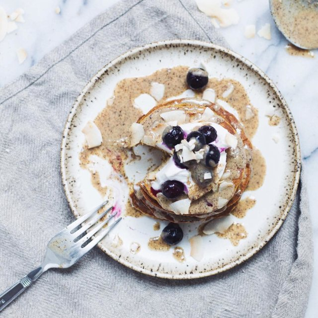 Its Friday its BlueberryWeek and Im dreaming of weekend breakfasthellip