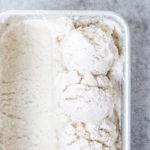 AIP Vanilla Ice Cream (dairy-free, paleo, egg-free) via Food by Mars