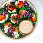 how to make collard green wraps (paleo, whole30, aip, gluten-free) via Food by mars