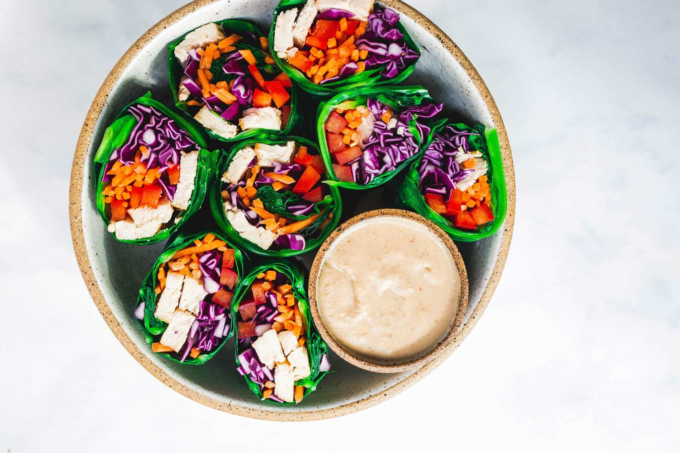 how to make collard green wraps (paleo, whole30, aip, gluten-free) via Food by mars