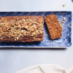 Paleo Carrot Walnut Loaf Cake via Food by Mars