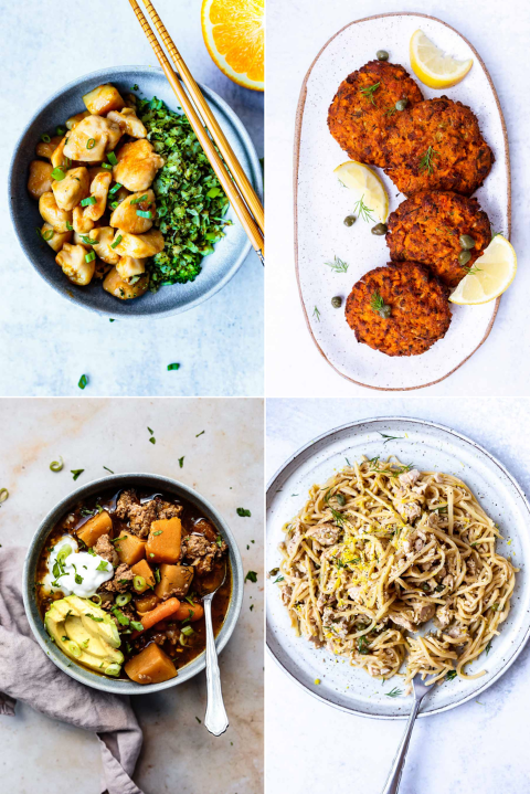 aip meal plan meals