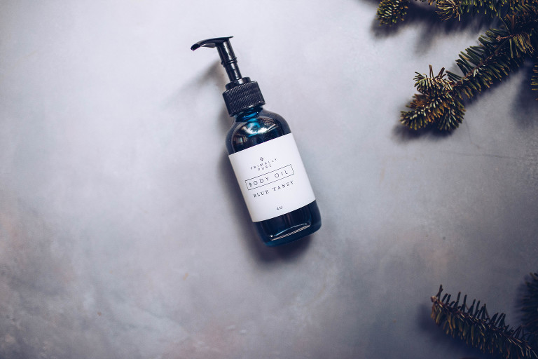 Non-Toxic Winter Skincare via Food by Mars
