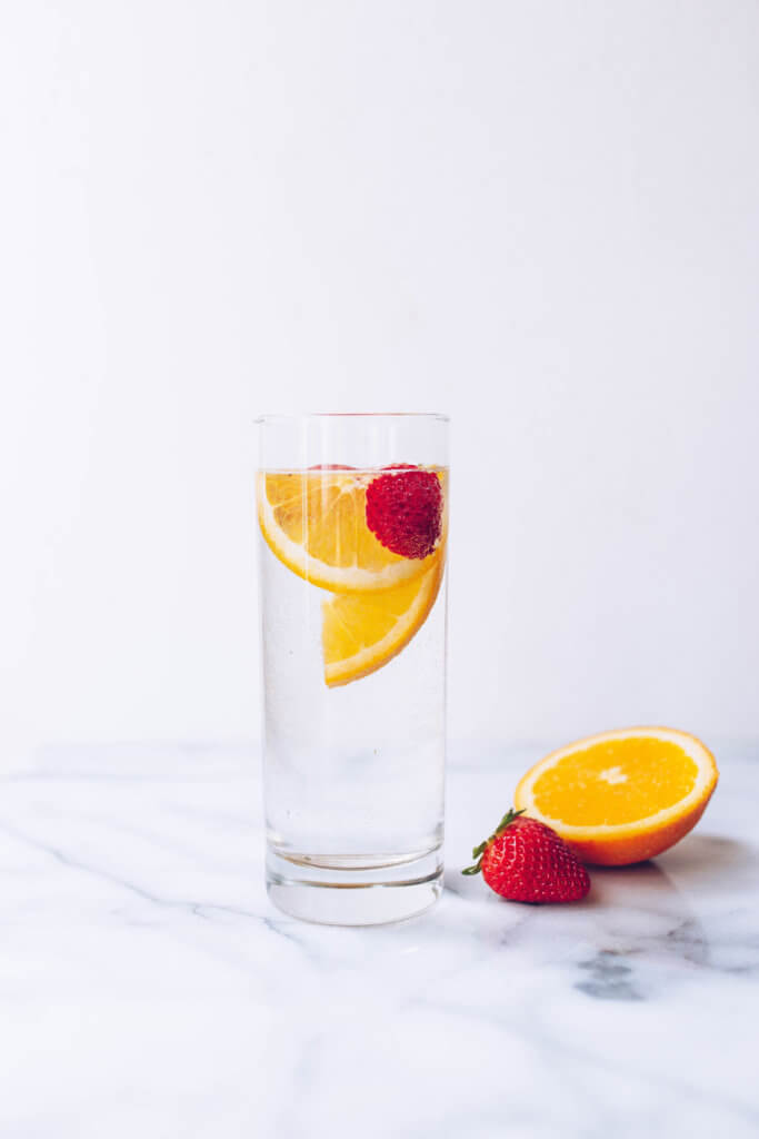 Spa Water and Staying Hydrated via Food by Mars
