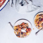 Fruit Crisp (Paleo, AIP, Vegan) via Food by Mars