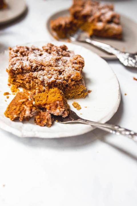 Paleo Coffee Cake (AIP, Vegan) via Food by Mars