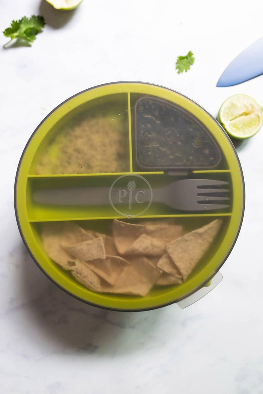 Cilantro-Lime Green Chopped Salad (Paleo)
