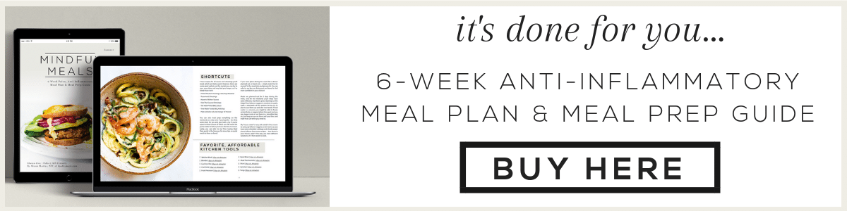 Buy Mindful Meals - 6-week Paleo AIP Meal Plan and Guide