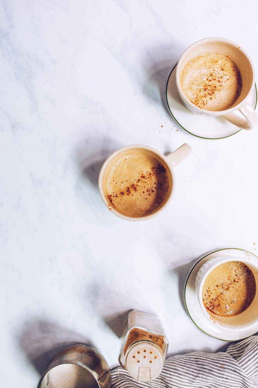 caffeine and your hormones via Food by Mars
