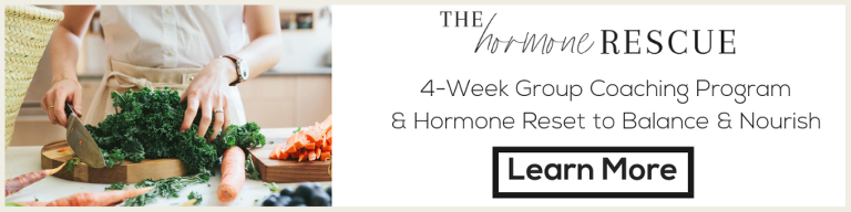 the hormone rescue - learn more