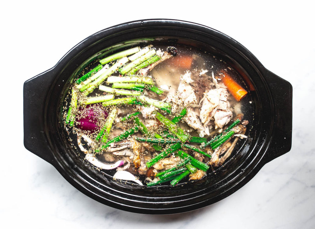 5 Ways To Get More Bone Broth In Your Diet via Food by Mars