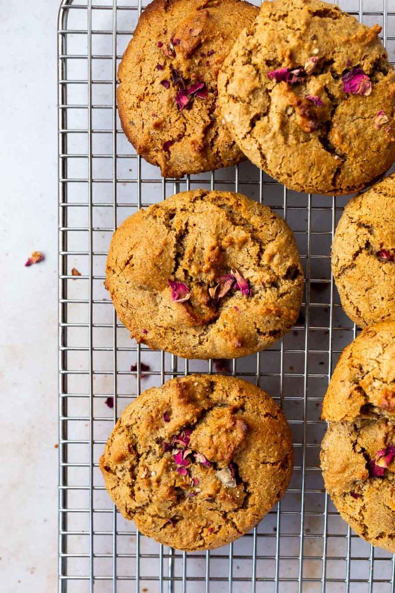Honey Tahini Tigernut Flour Cookies (Paleo, Nut-free, Egg-free)
