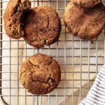 paleo gluten-free snickerdoodle cookies