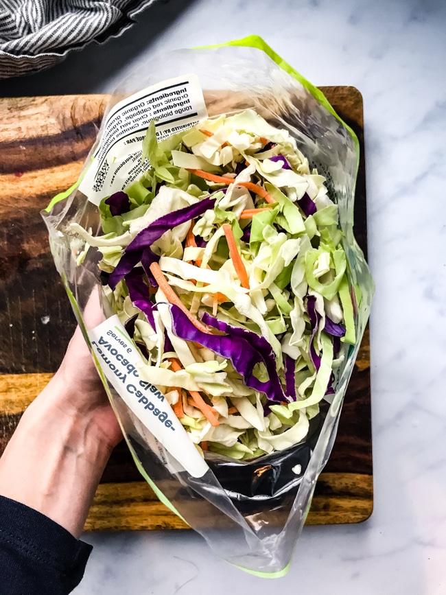 coleslaw package