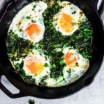 how to make green shakshuka recipe