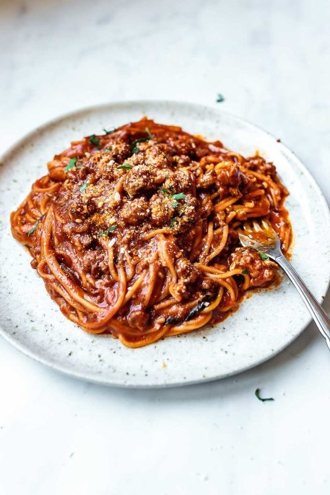 how to make instant pot greek spaghetti recipe